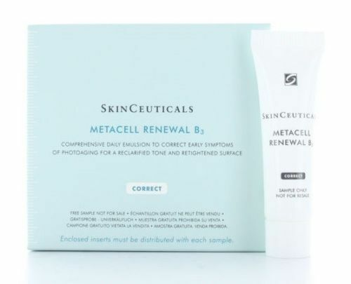 SkinCeuticals Metacell Renewal B3 Box of 10 samples New