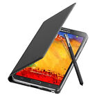 Genuine Samsung Flip Wallet Leather Case Cover for Galaxy Note 3 Gt-n9005 Black