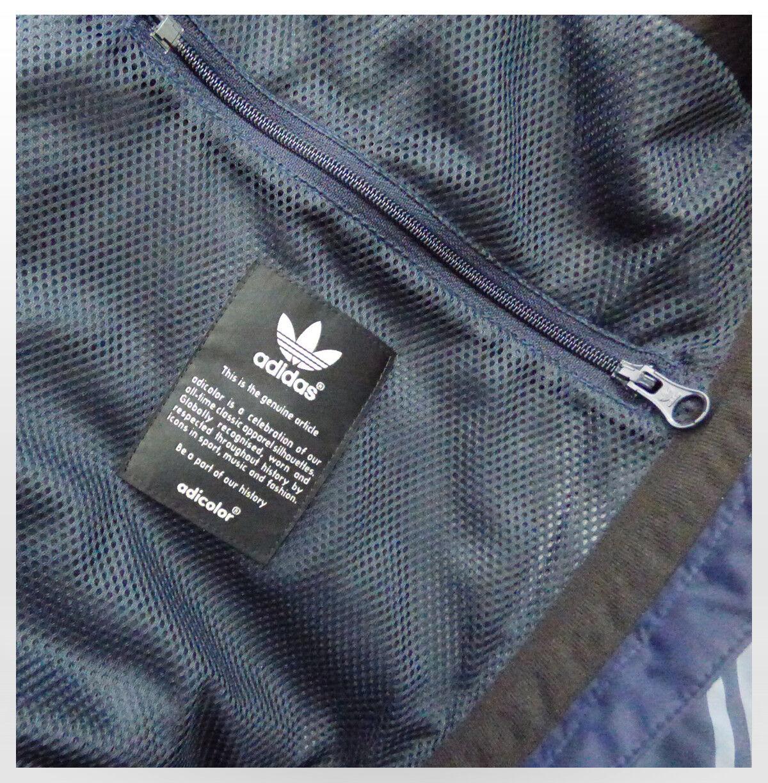 Breaker Wind Deluxe Adidas Veste Adicolor Originals nqfSxRO4