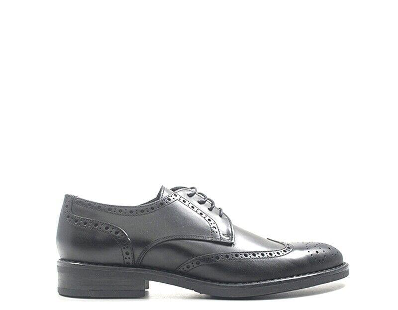 Florsheim men shoes black Brogue, natural leather 50897-01s