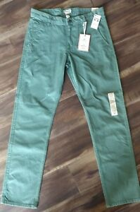 Details about Docker's Men's Pants Alpha Collection Dockers Khaki Slim  Tapered Fit Green