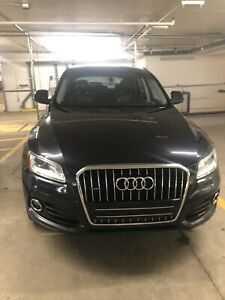 Extremely clean 2013 Audi Q5 w/smart remote start.