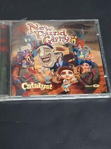 New-Found-Glory-Catalyst-2004-CD-Geffen-Records