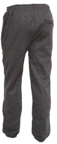 Mens Regular Big Plus Size Fleece Jogging Tracksuit Bottoms Pants 6XL 8XL 7XL