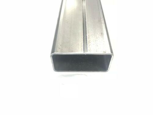 "Steel Rectangular Tubing 2/""X 3/"" X 3//16/"" X 12/"""
