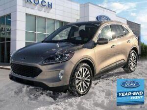 2020 Ford Escape Titanium Hybrid 4WD
