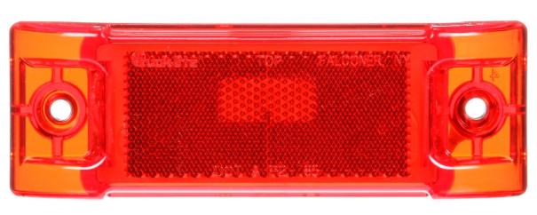 Reflectorized Marker//Clearance Lamp 21201R Truck-Lite