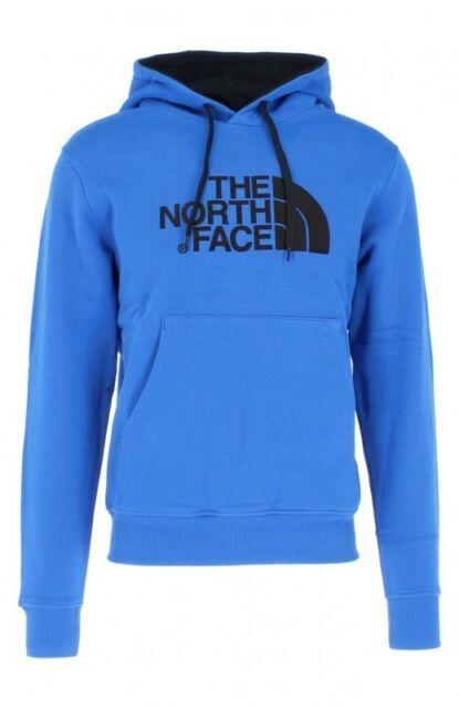 6c31056a5 The North Face Mens Seasonal Drew Peak Pullover Hoodie Winter Blue L
