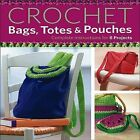 Crochet Bags, Totes & Pouches  : Complete Instructions for 8 Projects by Margaret Hubert (Paperback / softback, 2012)