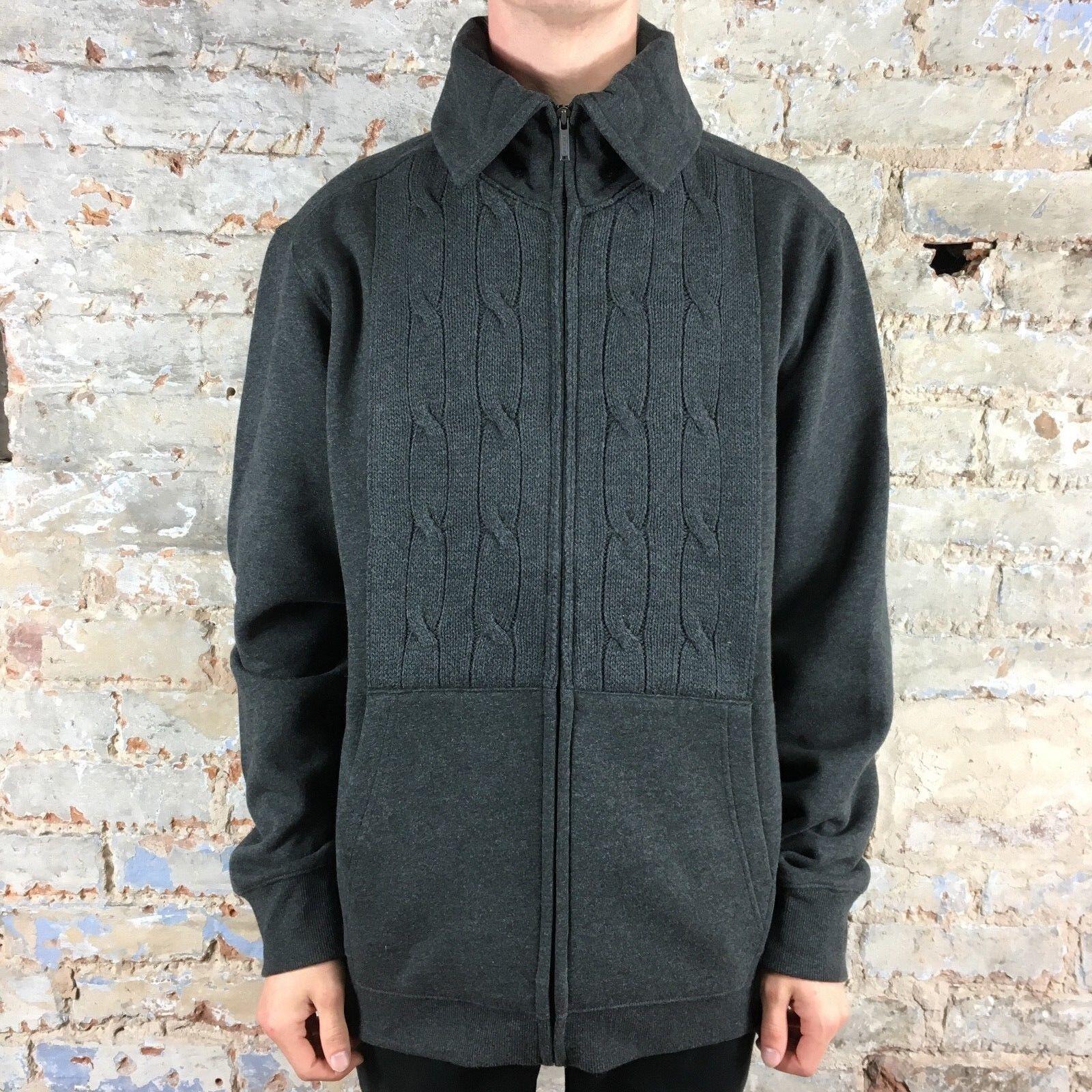 Insight Decapollosus Fleece Sweatshirt Brand New - Größe:S,L,