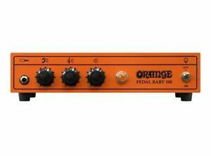 Orange-Pedal-Baby-100-100-watt-Class-A-B-Power-Amplifier-FREE-2DAY