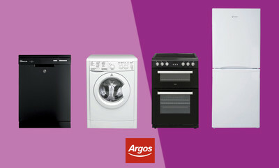 Large Kitchen Appliances from £179.99
