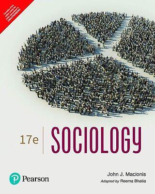 Sociology 17th Edition By John J Macionis International Edition Paperback NEW 9780134722948 EBay