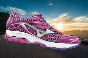 Chaussures-De-Running-Jogging-De-Course-de-sport-mizuno-Wave-Ultima-7-Rose-Femme