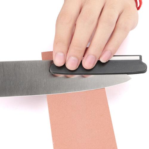 Winkelhalter für Schleifstein Messerschärfer Grinder Wetzstein Schleifhilfe Neu