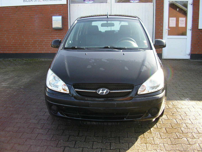 Hyundai Getz 1,1 Basic 5d - 22.800 kr.
