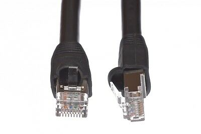 RJ45  Copper Direct Burial UV Outdoor Gel Filled Bulk Cable 100-350/'FT CAT5/'E
