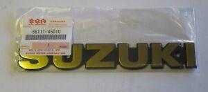 Suzuki-GS1100GL-Custom-Shaft-Fuel-Tank-badge-Genuine-new-part