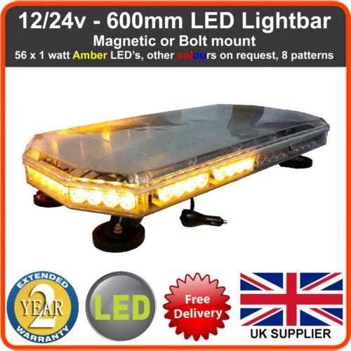 3 LED Luz intermitente luz estroboscópica de color ámbar de montaje recuperación banderillero Faro Camión Automóvil