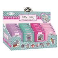 DMC Mini Cross Stitch Kit Me to You Tatty Teddy 8 Designs