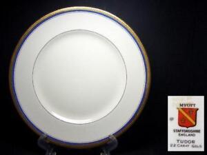 MYOTT-TUDOR-DINNER-PLATE-HW718-COBALT-BLUE-crz