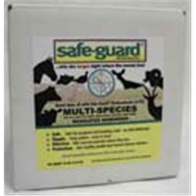 Schering Intervet Mfg Safe-Guard 0.50% Dewormer Pllt 10 Pound