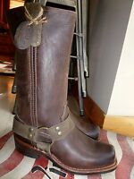 Vintage Shoe Company Gretchen Harness Boot 8 $378