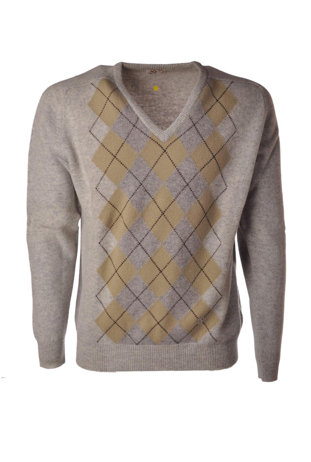 Pringle - Knitwear-Sweaters - Man - Fantasy - 4660206G184019