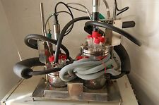 Hel    reactor  small  titration titrator parallel  scale up