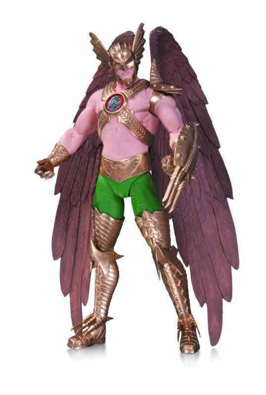 DC COMICS NEW 52 HAWKMAN ACTION FIGURE DC DIRECT