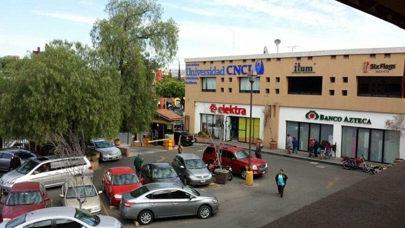 Locales Comerciales en Renta Plaza Zaragoza