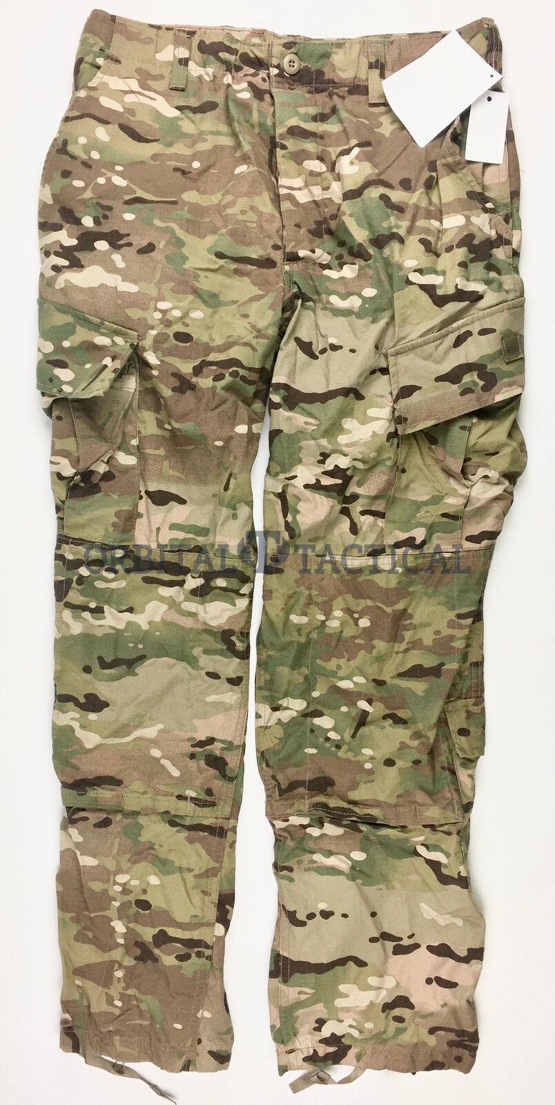 Nuevo USGI Ejército Multicam uniforme Resistente al Fuego FR OCP Pantalones