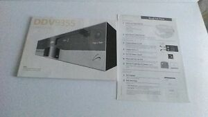 GO-VIDEO-DDV9355-USER-GUIDE-MANUAL-FOR-DUAL-VCR-MANUAL-ONLY