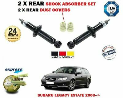 FRONT AXLE RIGHT SHOCK ABSORBER for SUBARU LEGACY IV 2.0 2.5 3.0 R AWD 2003-/>on