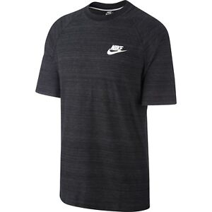 52723ce0d Nike Men s Sportswear Advance 15 Top Tee NEW AUTHENTIC Black AQ8399 ...