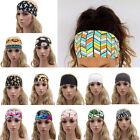 1Pc Sports Yoga Headband Stretch Elastic Hair Band Turban Hair Accs Head Decor