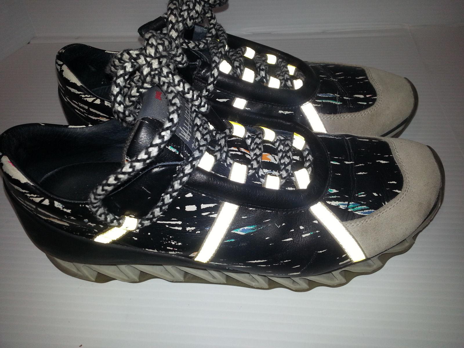 BERNHARD WILLHEIM WILLHEIM WILLHEIM Campers Uomo Himalayan Trainers scarpe da ginnastica scarpe Dimensione 9.5 nero 136322