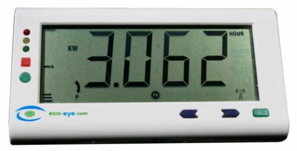 Solar Panel Energy MonitorEco Eye Smart PVMeasure solar panel electricity