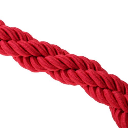 Cord Personen Absperrseil Personenleitsystem Absperrkordel 1,5m Kordel-Seil