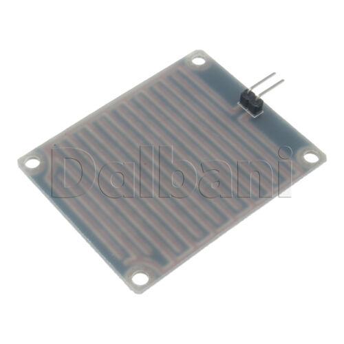 New Raindrop Detection Sensor Arduino Compatible
