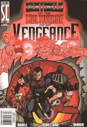 Sentinelles de la Multi-Univers jeu de carte-Vengeance Expansion