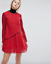 Sportmax-Code-Bosforo-Red-Lace-Dress-NEW-Size-XS miniatuur 4