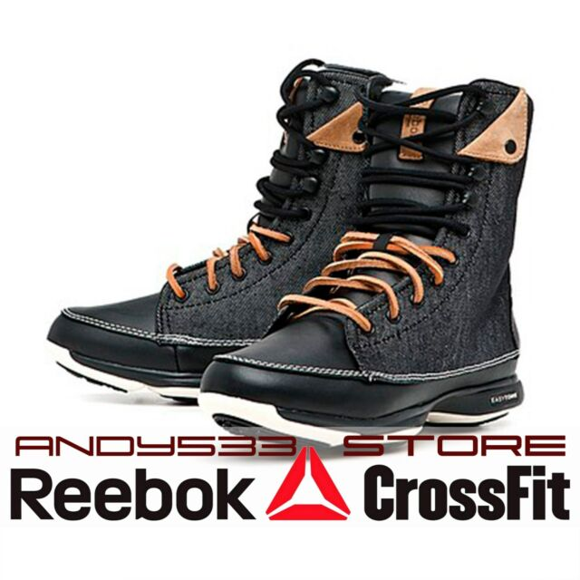 Reebok Easytone Too Trendy Thinsulate® Athletic Boots Balanced Pods Women 37 6.5