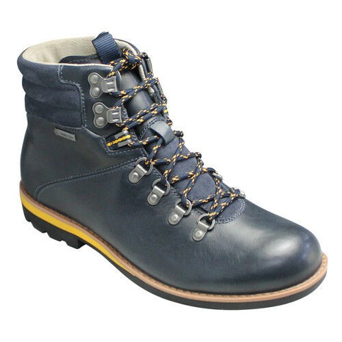 Clarks Mens ** Padley Alp Gtx ** Blue Lea ** Hiking Boot ** UK 7 8,9,10,11,12 G