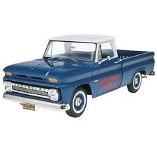 Revell 1/25 1966 Chevy Fleetside Pickup Plastic Model Kit 85-7225 RMX857225