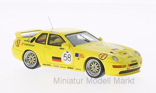 43837 - NEO PORSCHE 968 Turbo RS-No. 58 - 24 H LE MANS - 1994 - 1 43