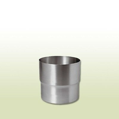 Aluminium Steckmuffe Fallrohrverbinder Für Rohre Dn 76 In Den Spezifikationen VervollstäNdigen Baustoffe & Holz Fürs Dach