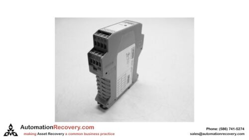 5NO//2NC PHOENIX CONTACT  29 63 74 7   SAFETY RELAY NEW #133642 UNIVERSAL