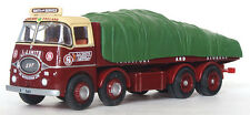 31203 EFE ERF KV 4 Axle Flatbed Lorry J.A. Smith of Maddiston Truck 1:76 Diecast