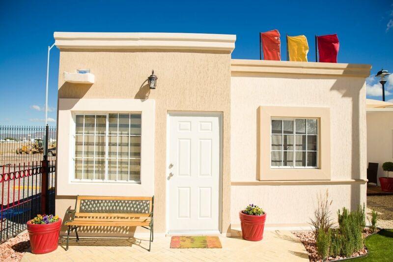 Casa en Venta en Jardines de San Agustín, Chihuahua 2 Recámaras.